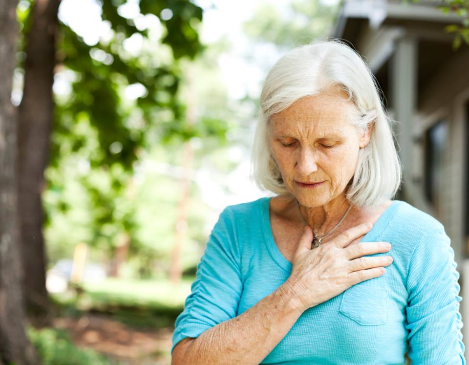 Relief for Seniors Suffering From COPD